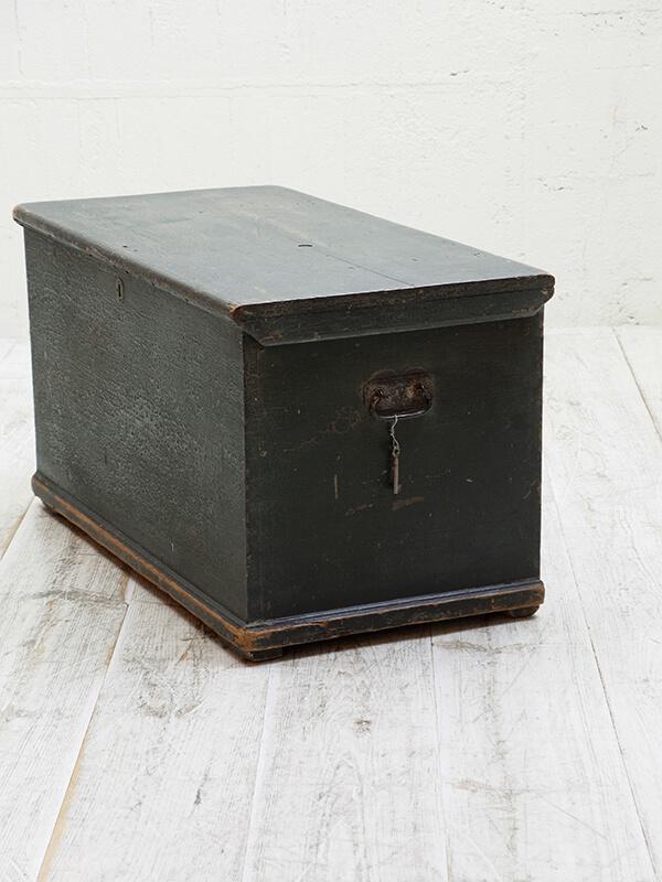 KG172 アンティーク ペイントボックス
