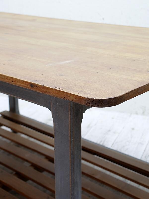KG175 アンティーク フレンチワークテーブル