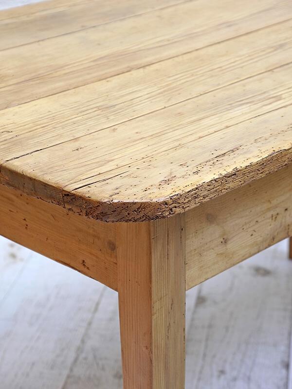 KG147 アンティークパイン テーブル