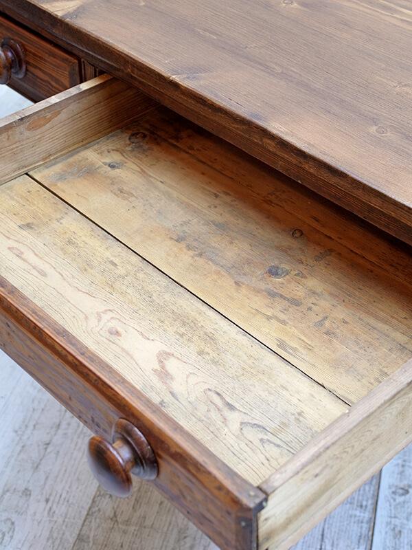 KG10 アンティークパイン テーブル