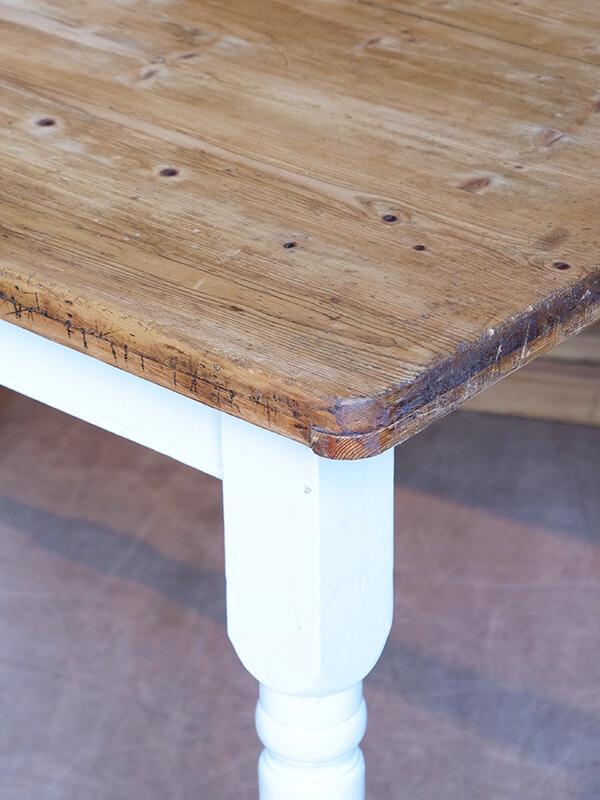 KH1 アンティークパイン テーブル