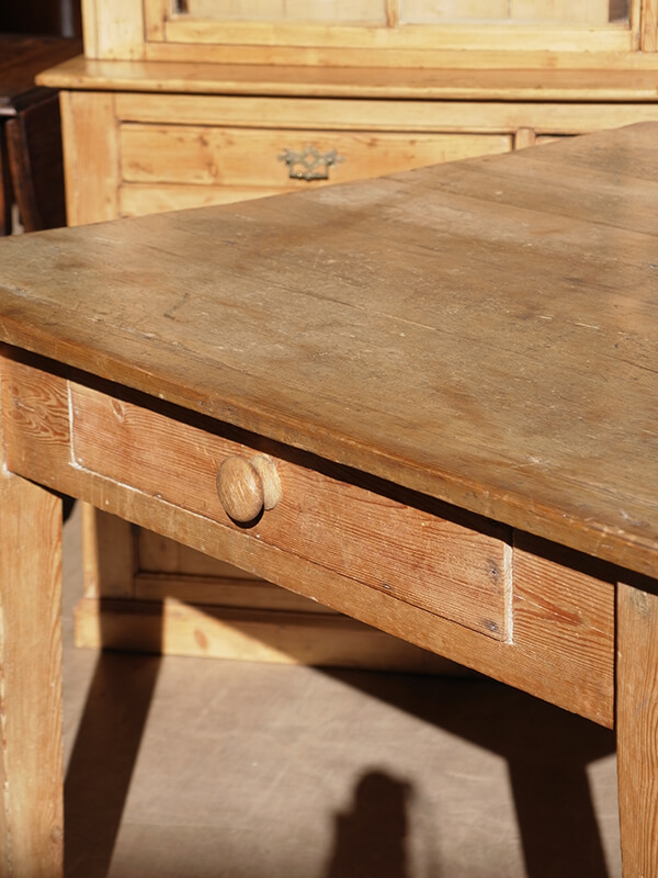 KH2 アンティークパイン テーブル