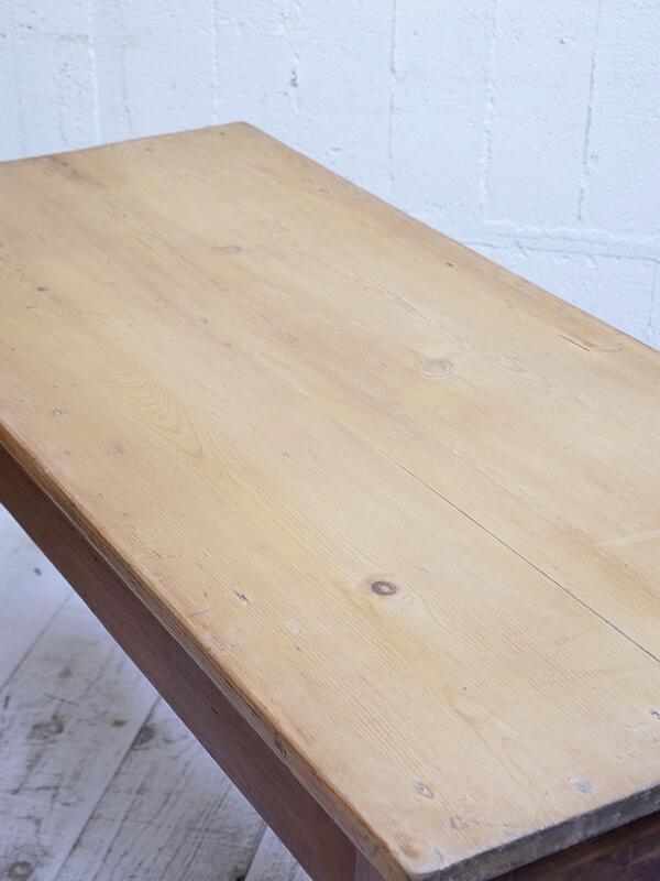 KJ105 アンティークパイン テーブル
