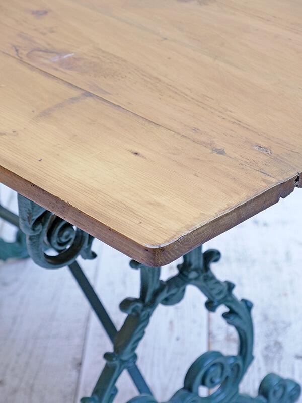 KJ142 アンティーク ガーデンテーブル