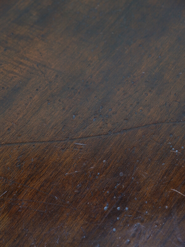 KJ164 アンティーク マホガニーラウンドテーブル