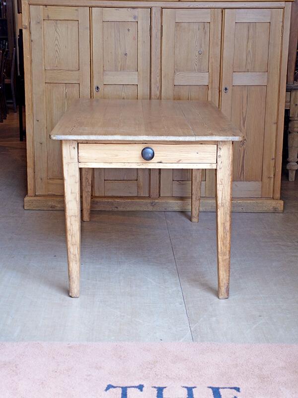 KJ87 アンティークパイン テーブル