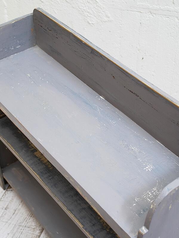 KJ148 アンティーク ブーツベンチ