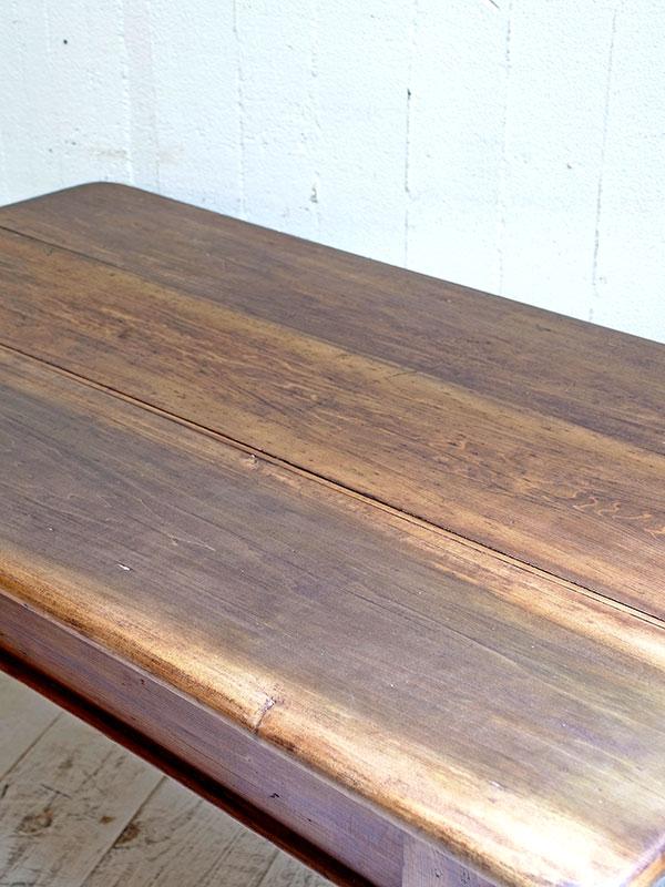 KJ66 アンティークパイン テーブル