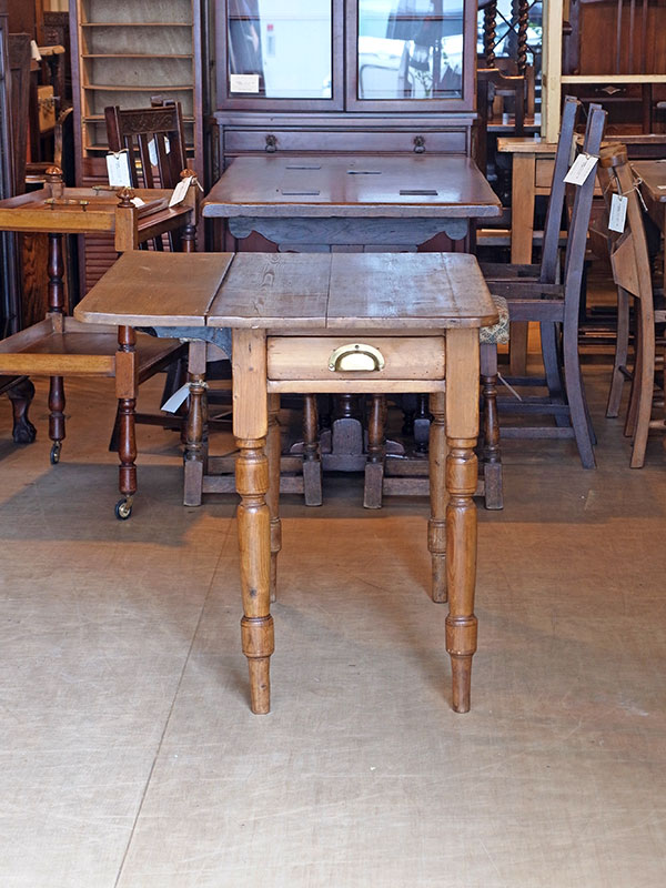 KJ215 アンティークパイン テーブル