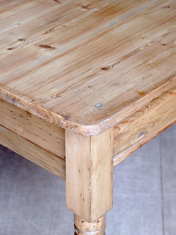 KL60 アンティークパイン テーブル