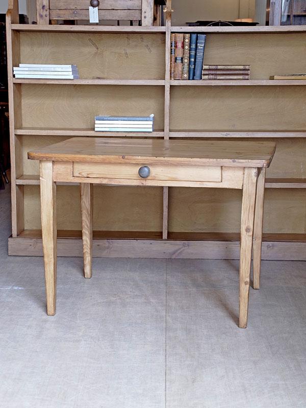 KL63 アンティークパイン テーブル