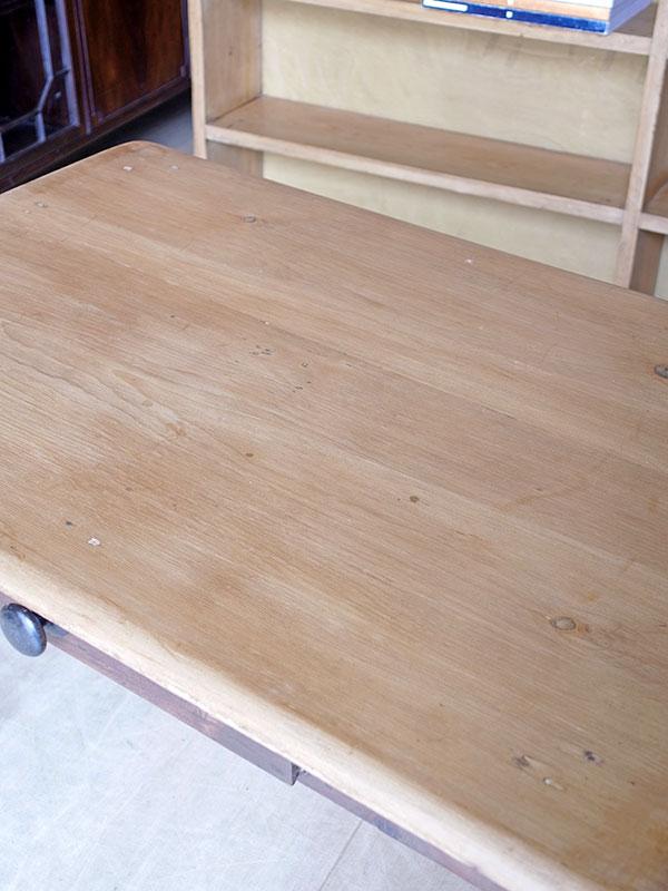 KL58 アンティークパイン テーブル