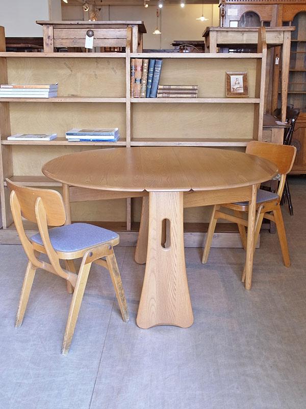 KL162 アンティーク アーコールテーブル
