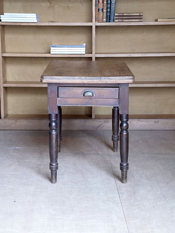 KL64 アンティークパインテーブル
