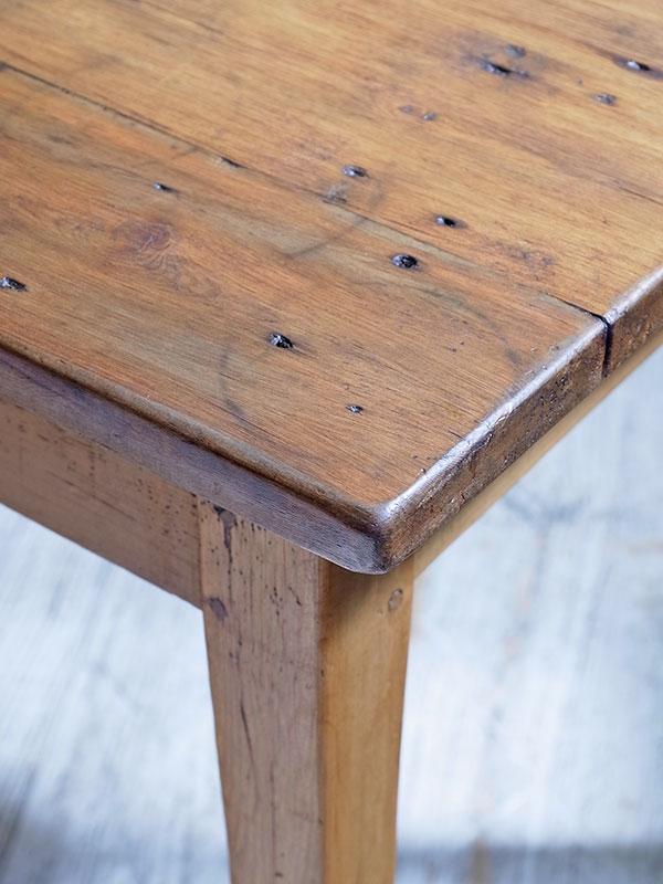 KL111 アンティークパイン テーブル
