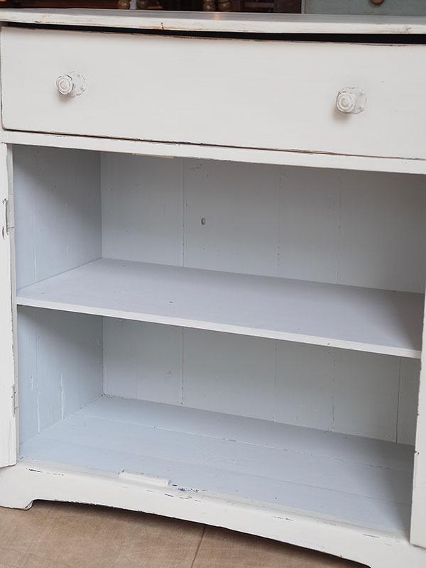KL30 アンティーク ペイントサイドボード