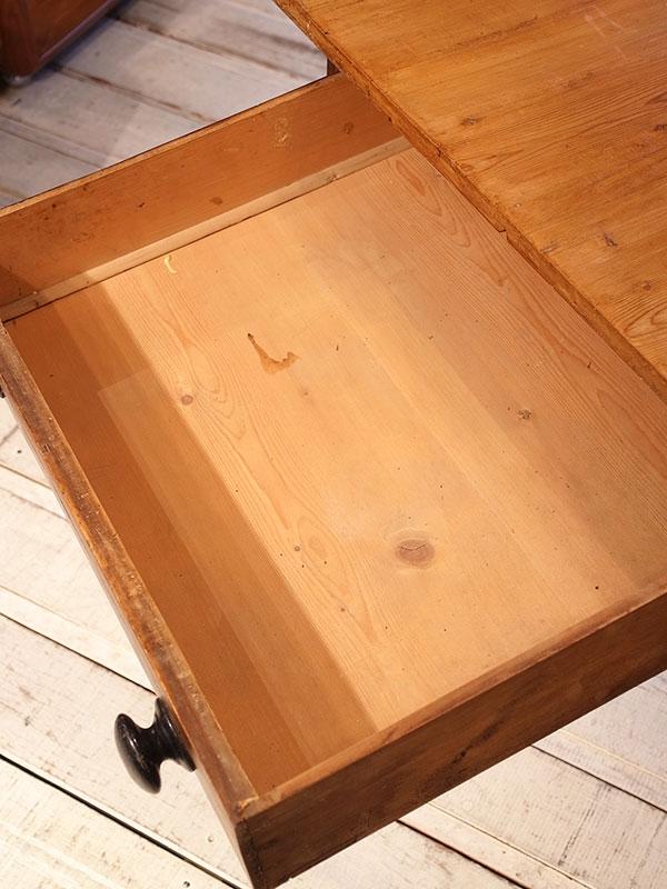 KJ103 アンティークパイン テーブル