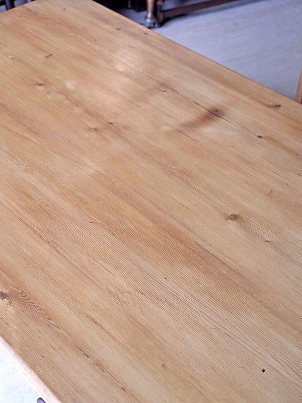KL62 アンティークパイン テーブル