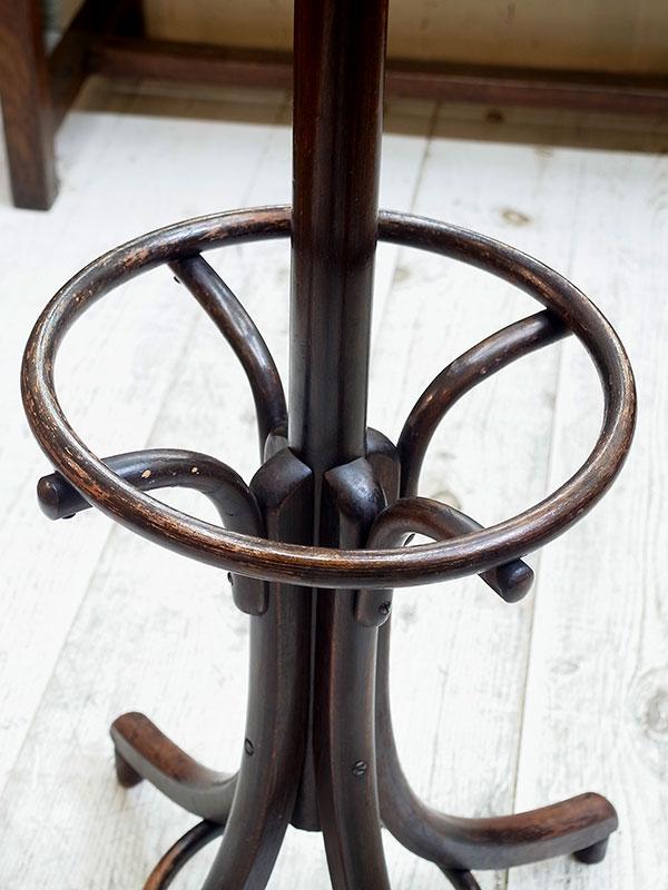 KL129a アンティーク ベントウッドコートスタンド