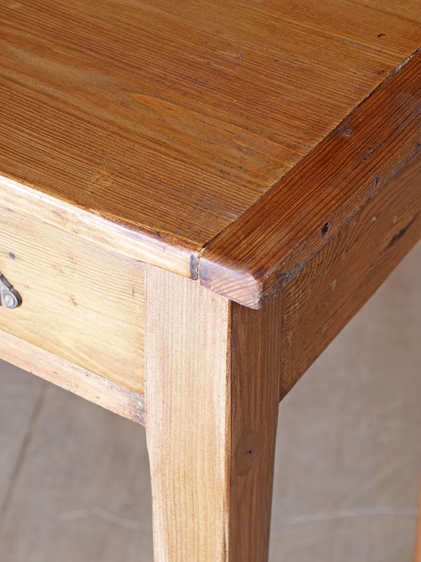 KL67 アンティークパイン テーブル