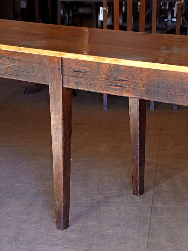 KL49 アンティークパイン ラージテーブル