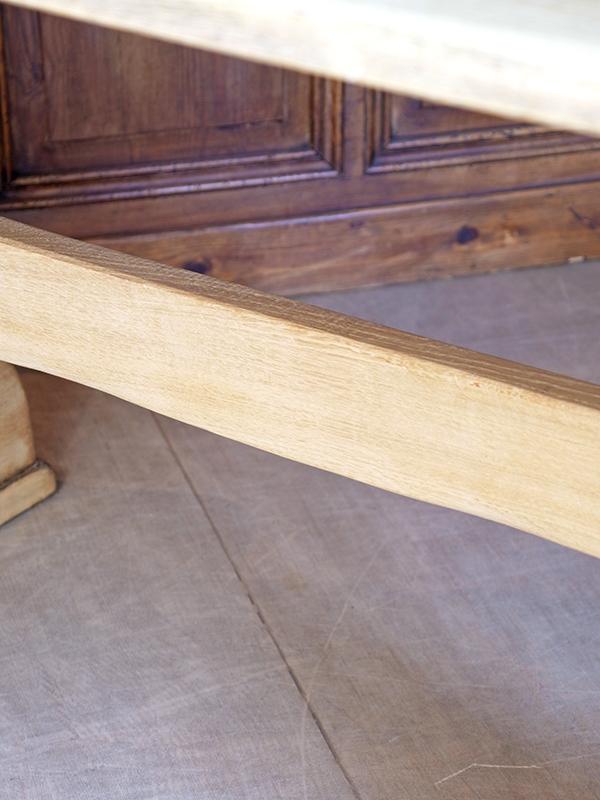 KL4 アンティーク オークテーブル