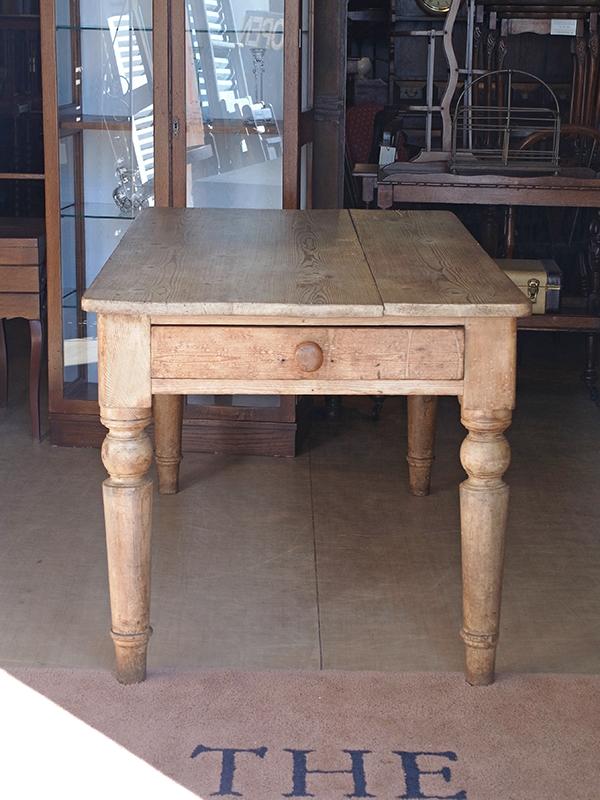 KP96a アンティークパイン テーブル