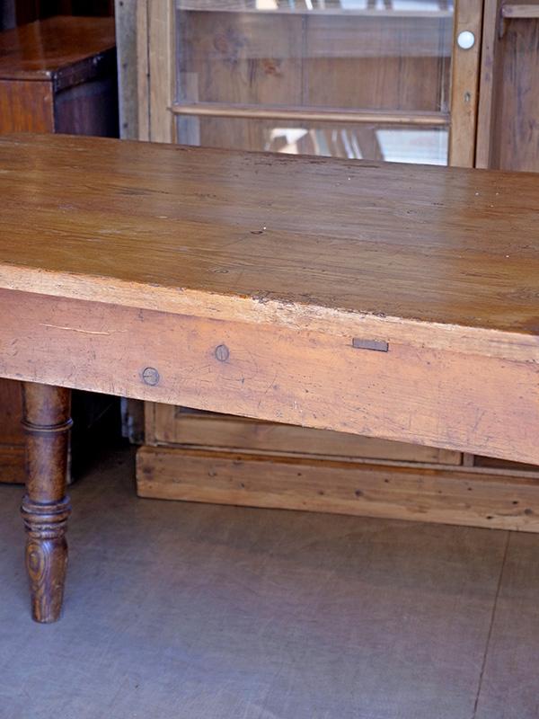 KP39 アンティークパイン テーブル
