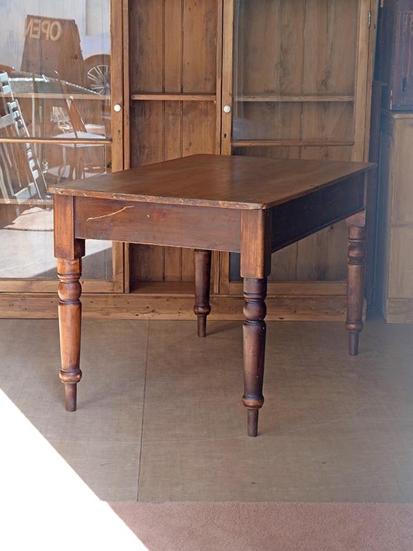 KP54 アンティークパイン テーブル