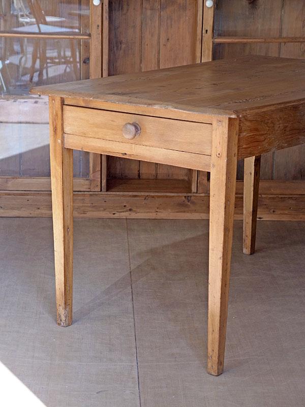 KP174a アンティークパイン テーブル