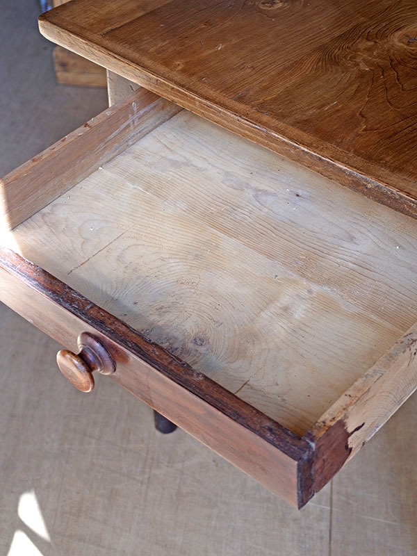 KP58 アンティークパイン テーブル