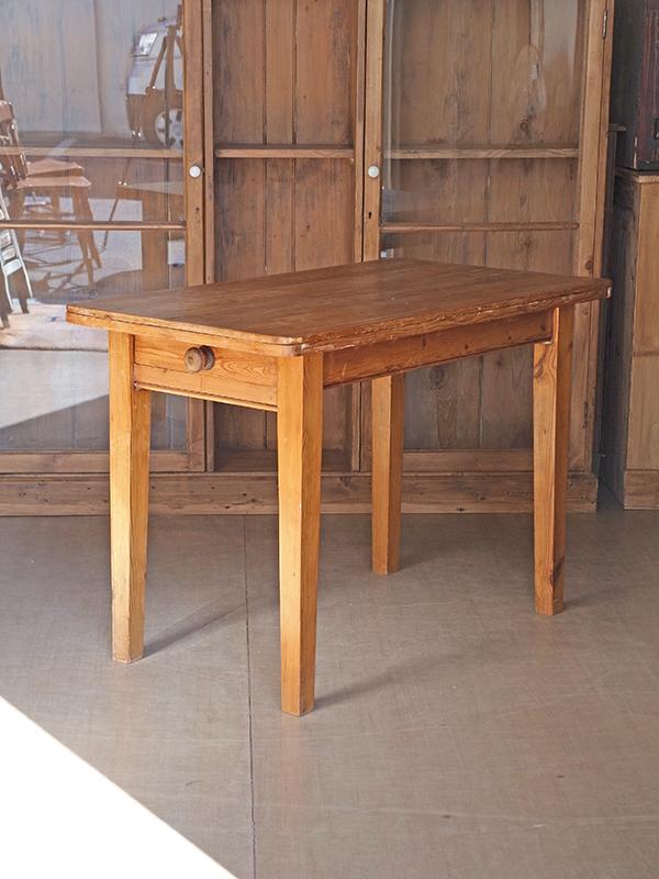 KP38 アンティークパイン テーブル
