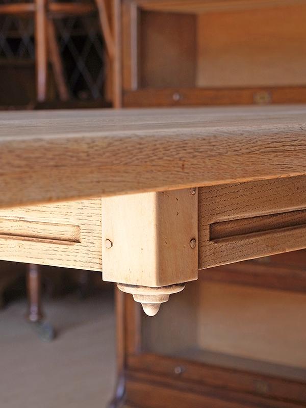 KJ169 アンティーク レフェクトリーテーブル