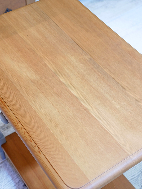 PJ971c ユーズド パインサイドテーブル