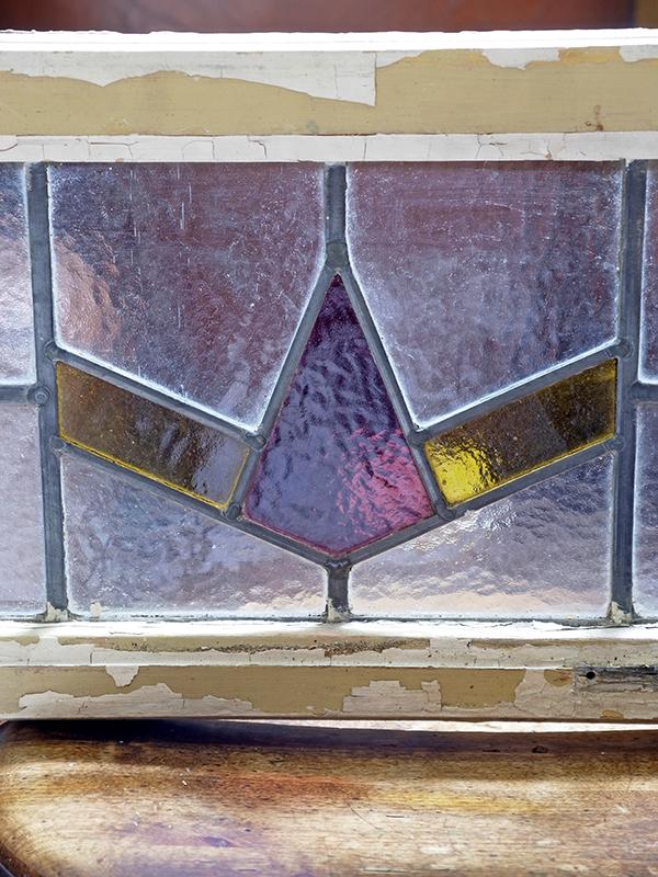 KA67h アンティーク ステンドグラス