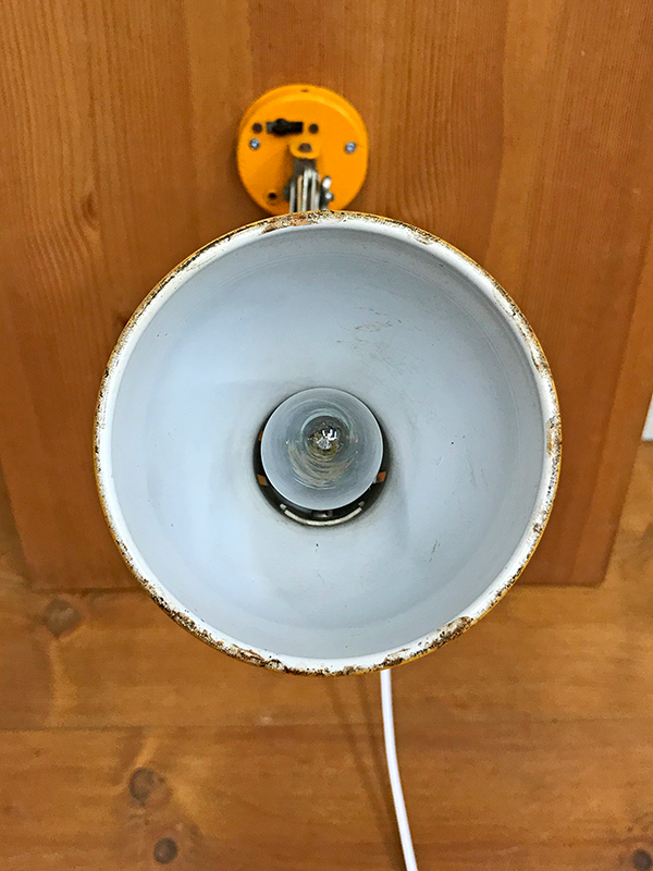PJ1070-12 アンティーク シザーアームランプ