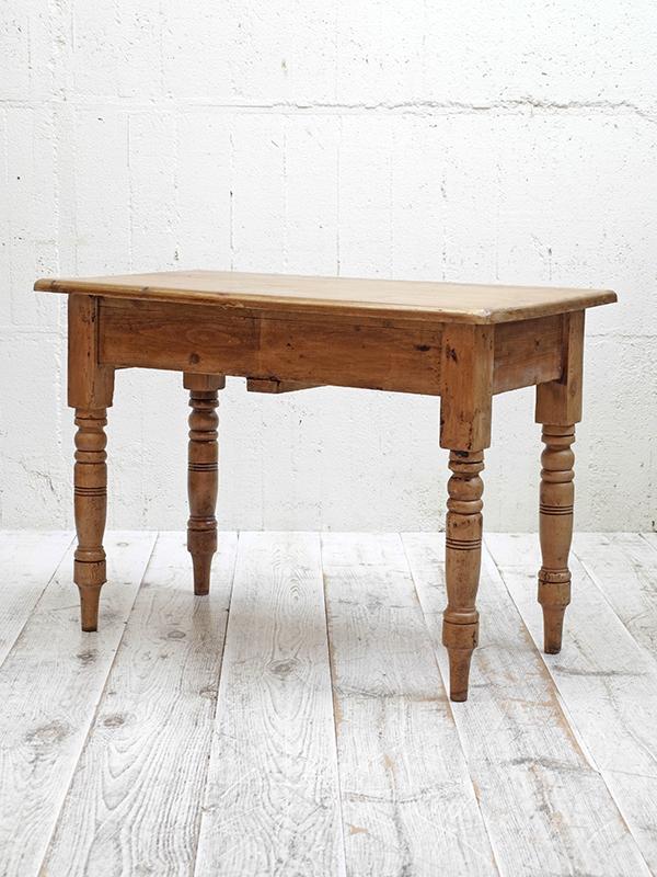 KP199 アンティークパイン テーブル