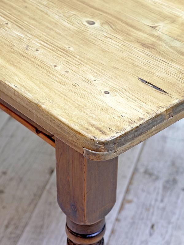 KP222 アンティークパイン テーブル