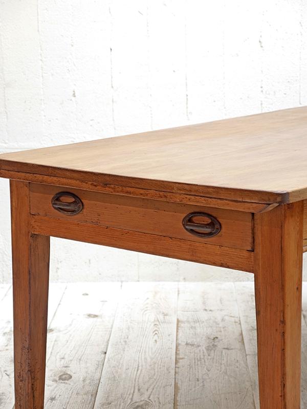 KP56 アンティークパイン テーブル