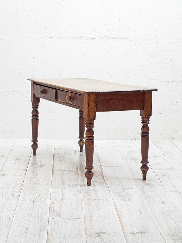 KP223 アンティークパイン テーブル