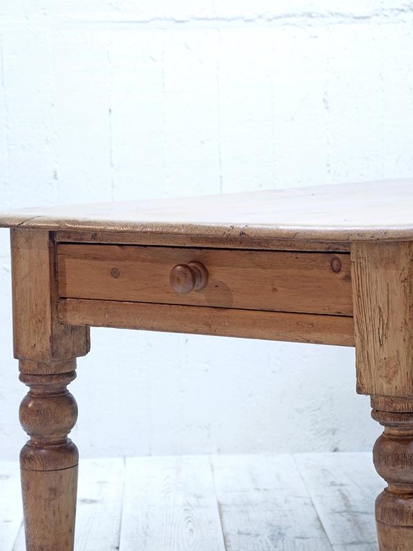 KP57 アンティークパイン テーブル
