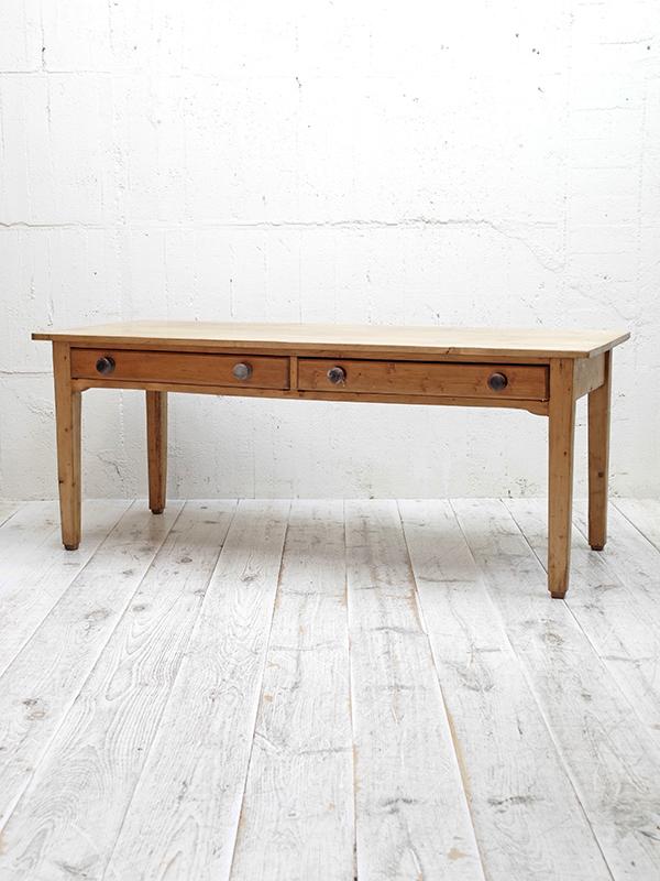 KP69 アンティークパイン テーブル