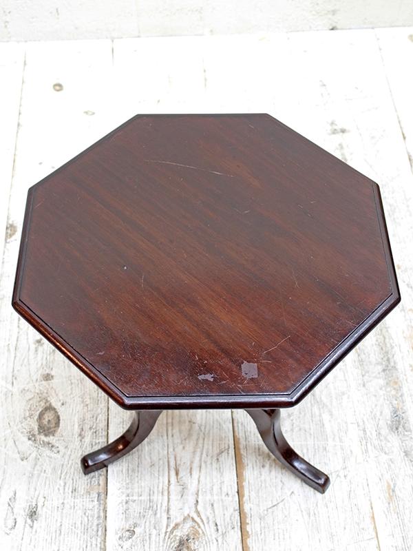 PJ1105 アンティーク マホガニーワインテーブル