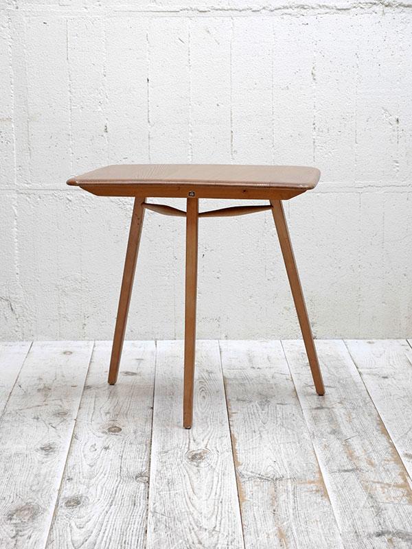 KP224a アンティーク アーコールサイドテーブル