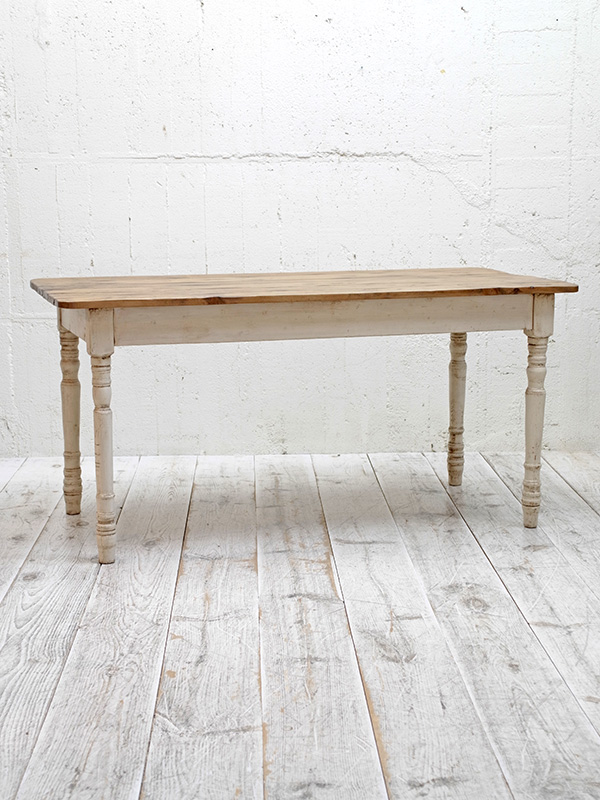 PJ1101 アンティークパイン テーブル