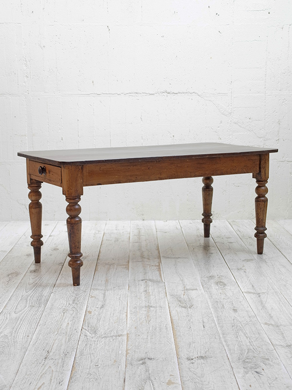 KP59 アンティークパイン テーブル