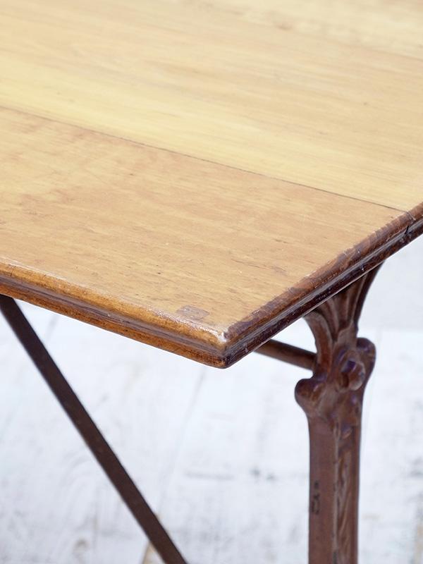 KQ5 アンティーク フレンチビストロテーブル