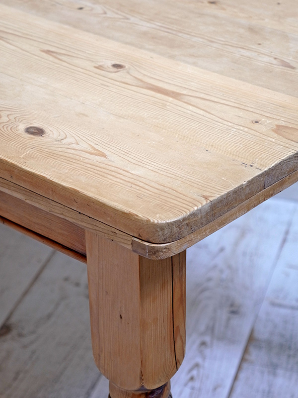 KQ72 アンティークパイン テーブル