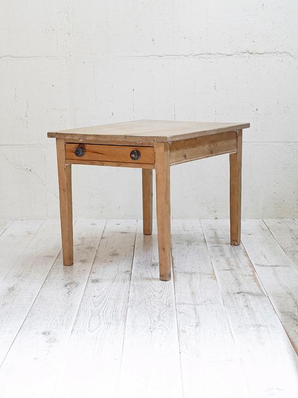 KQ74 アンティークパイン テーブル
