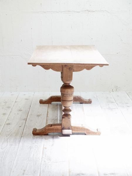 KM8 アンティーク オークリフェクトリーテーブル